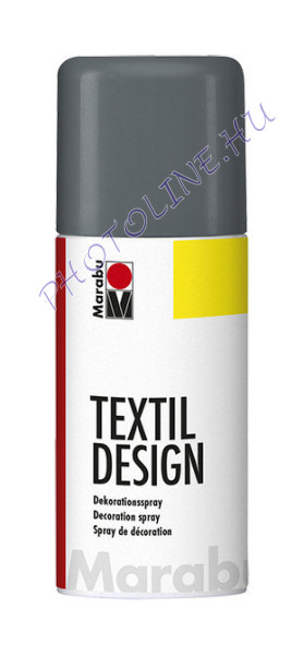 Textil Design Spray GRAFITSZÜRKE 150ml