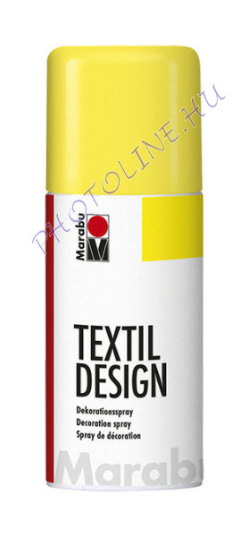 Textil Design Spray NAPSÁRGA 150ml