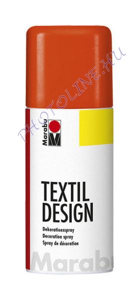 Textil Design Spray ÉLÉNK NARANCS 150ml