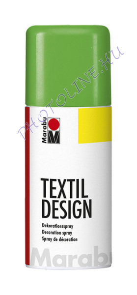 Textil Design Spray ÉLÉNK ZÖLD 150ml