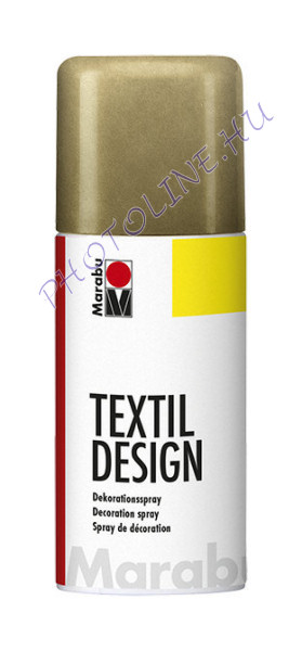 Textil Design Spray ARANY 150ml