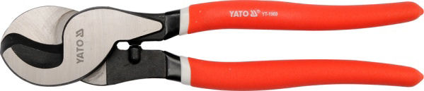 Kábelvágó 240mm (max  d=9mm) YATO profi
